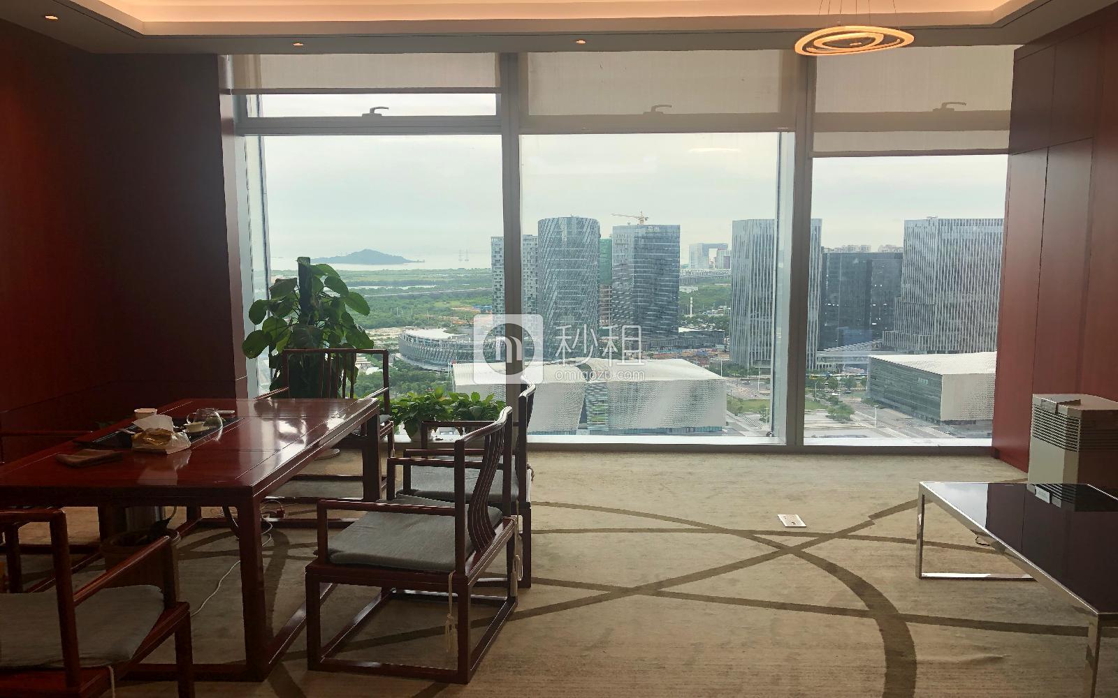 前海卓越时代广场写字楼出租198平米豪装办公室138元/m².月