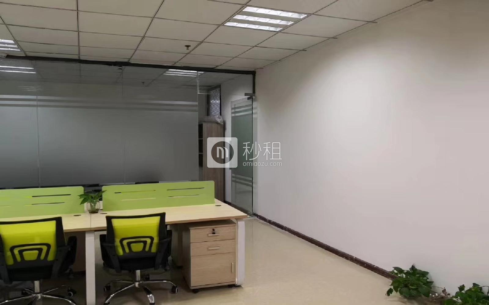 航盛科技大厦 写字楼出租109平米精装办公室10000元/间.月