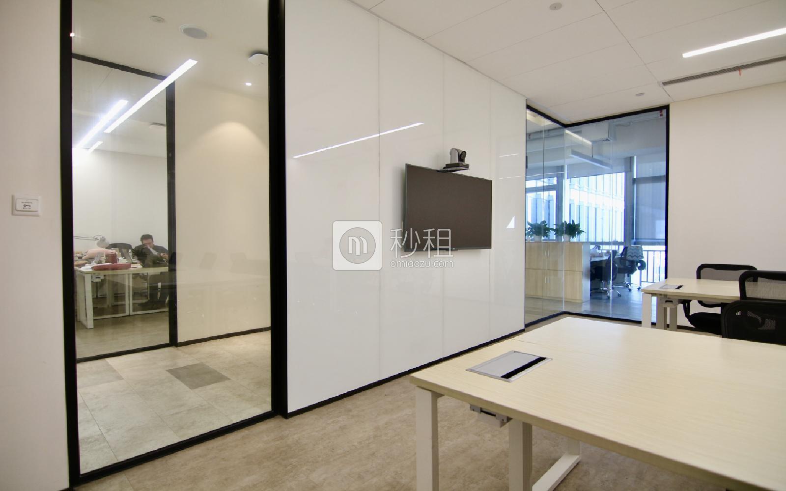 P2神鲸空间-阿里中心大厦写字楼出租30平米精装办公室16800元/间.月