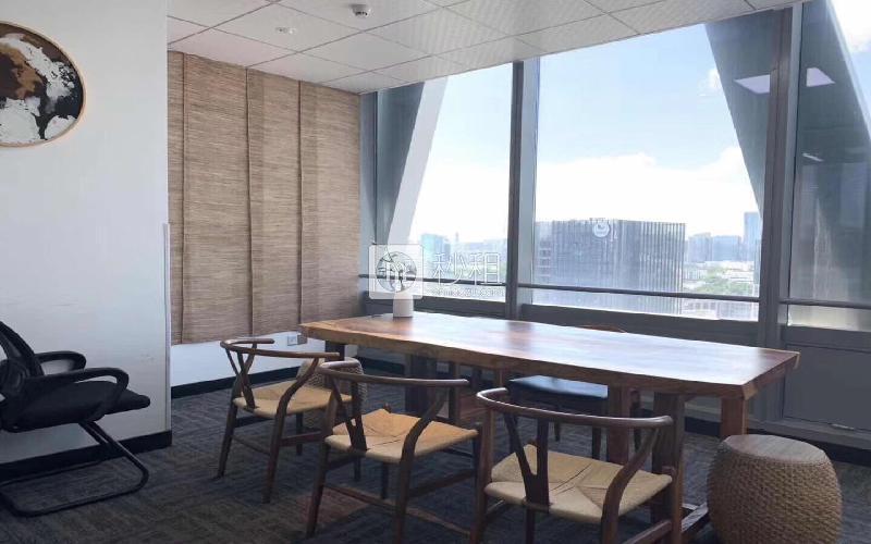 易思博软件大厦写字楼出租328平米精装办公室98元/m².月