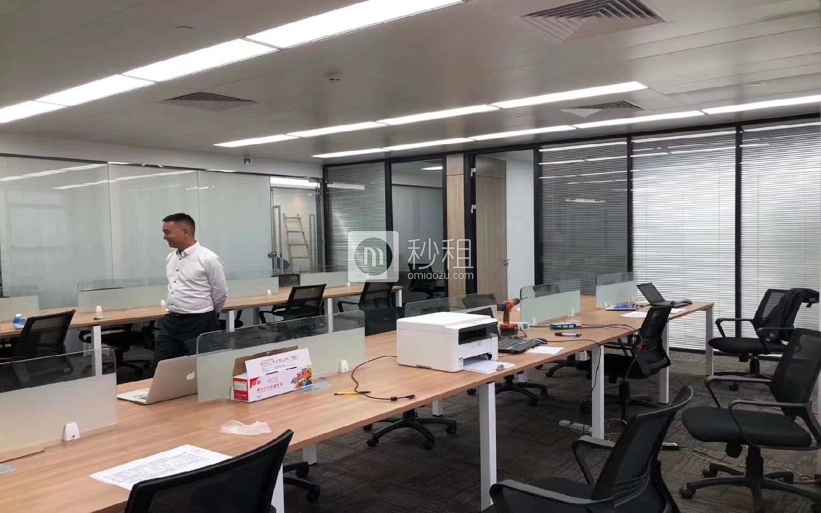 东方科技大厦写字楼出租315平米精装办公室88元/m².月