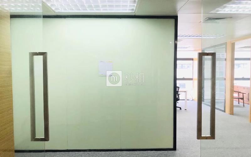 北科大厦写字楼出租166平米精装办公室108元/m².月