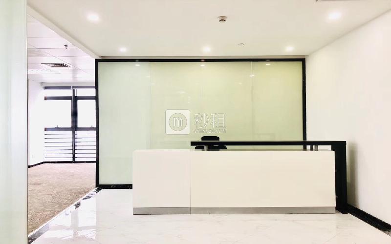 北科大厦写字楼出租616平米精装办公室108元/m².月