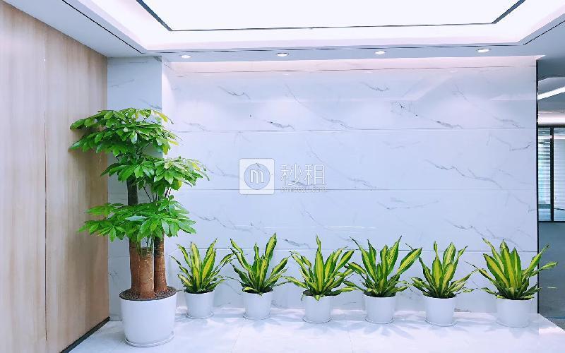 豪威科技大厦写字楼出租656平米精装办公室98元/m².月