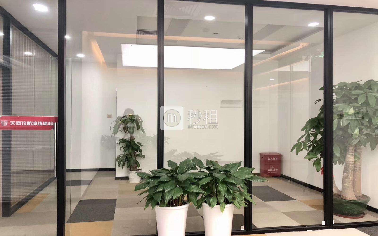阳光科创中心写字楼出租413平米精装办公室88元/m².月