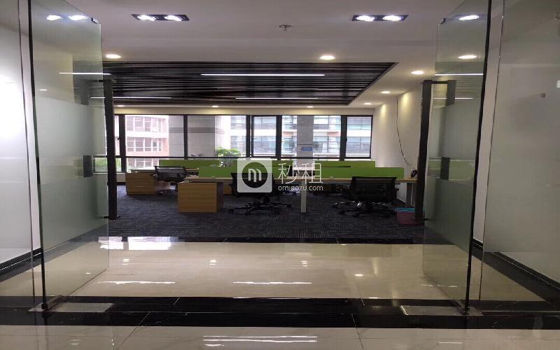 九洲电器大厦写字楼出租168平米精装办公室69元/m².月