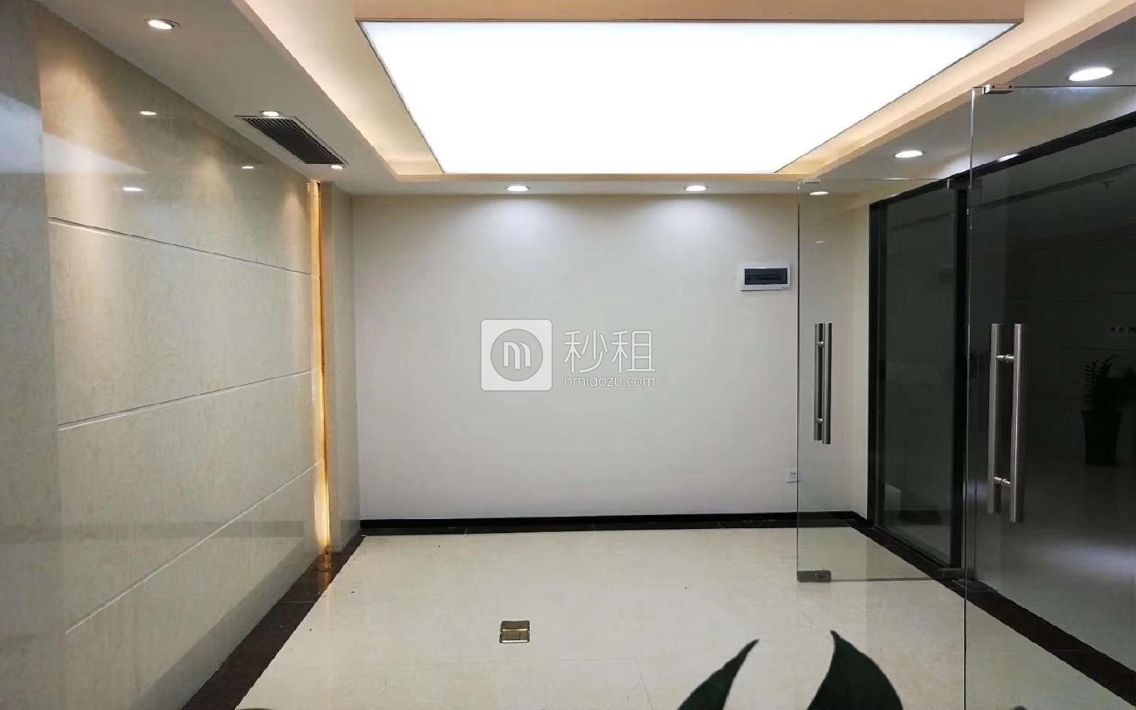 纳什空间-田厦金牛广场写字楼出租345平米精装办公室130元/m².月