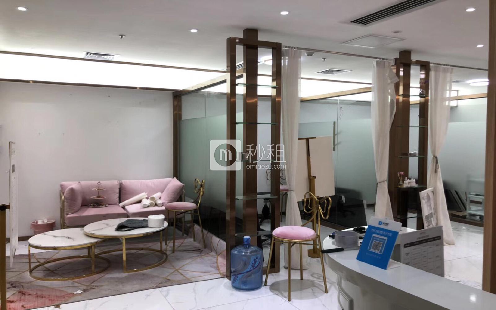 南山科技园【华润城大冲商务中心】185m²户型