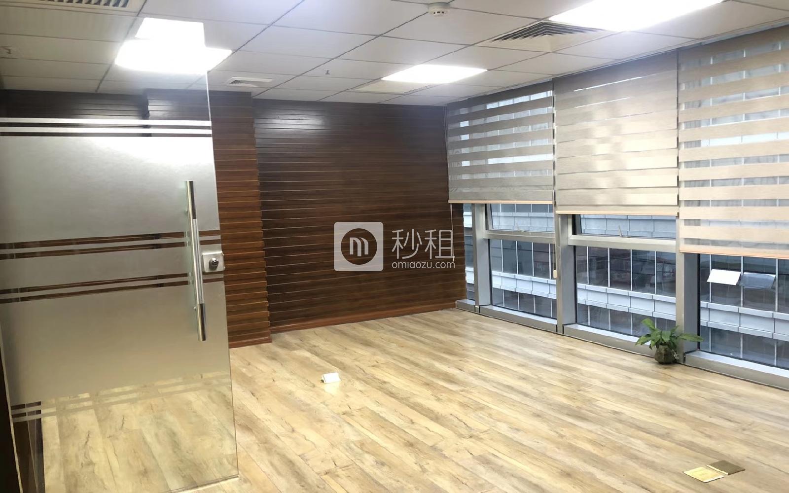 恒裕中心写字楼出租128平米精装办公室110元/m².月