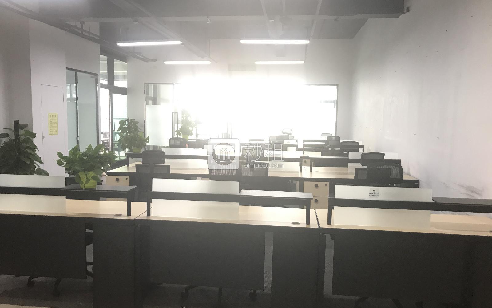天安云谷写字楼出租1360平米精装办公室75元/m².月