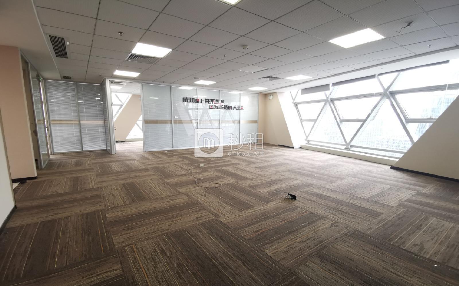 创业投资大厦写字楼出租490平米精装办公室96元/m².月