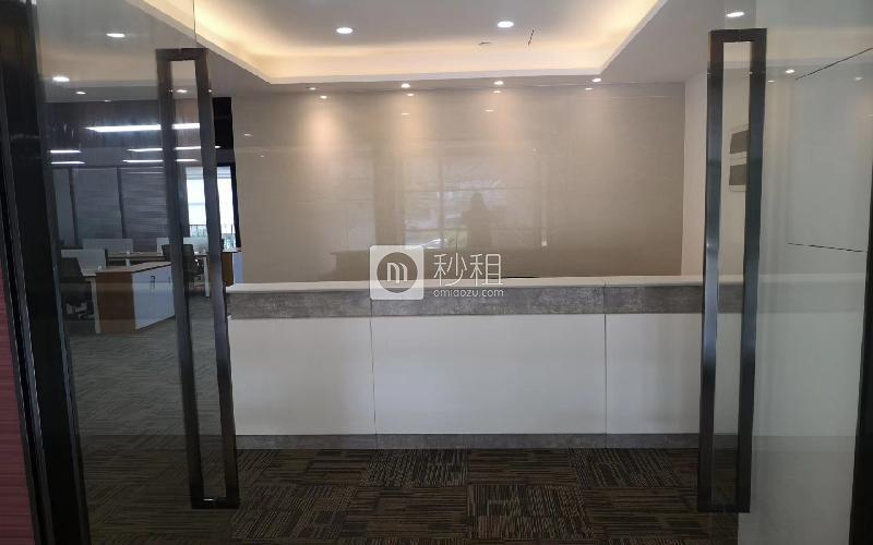 彩虹科技大厦写字楼出租275平米精装办公室50元/m².月