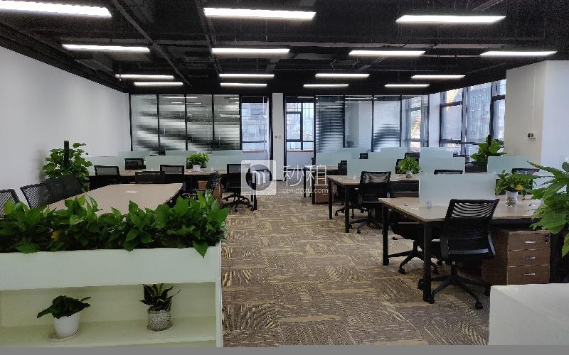 东方科技大厦写字楼出租531平米精装办公室72元/m².月