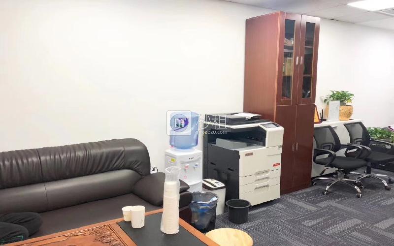 海岸大厦(海岸城)写字楼出租127平米精装办公室125元/m².月