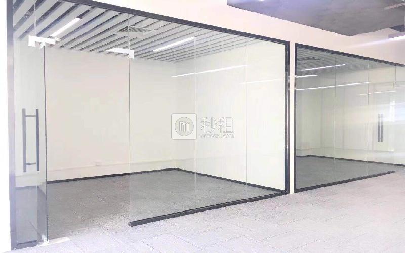 蛇口网谷-科技大厦写字楼出租296平米简装办公室65元/m².月