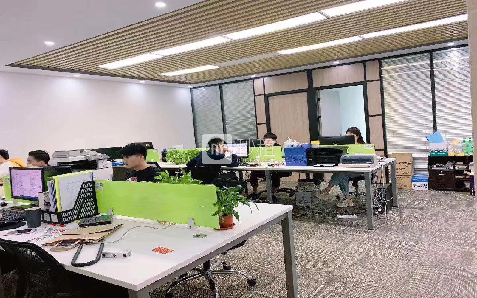曙光科技大厦写字楼出租342平米精装办公室65元/m².月