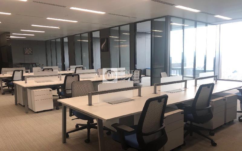 深圳湾一号写字楼出租473平米豪装办公室320元/m².月