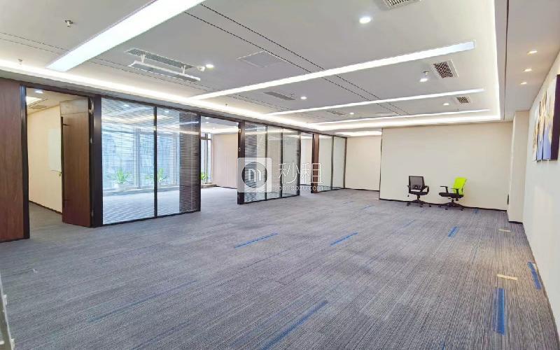 豪威科技大厦写字楼出租415平米豪装办公室88元/m².月