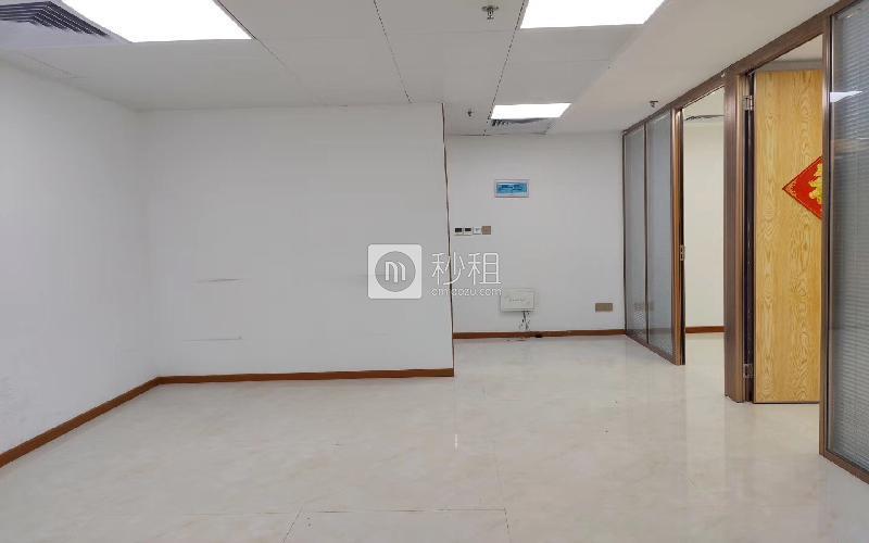 鸿昌广场写字楼出租100平米精装办公室98元/m².月