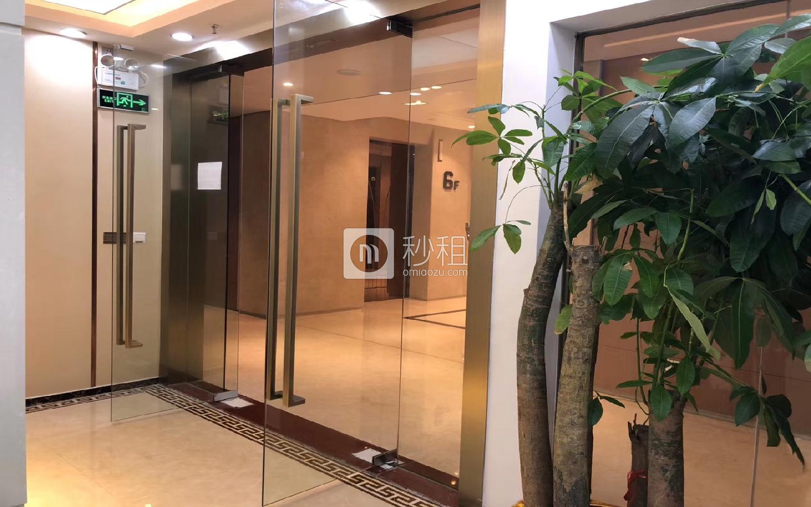 前海卓越时代广场写字楼出租130平米精装办公室138元/m².月