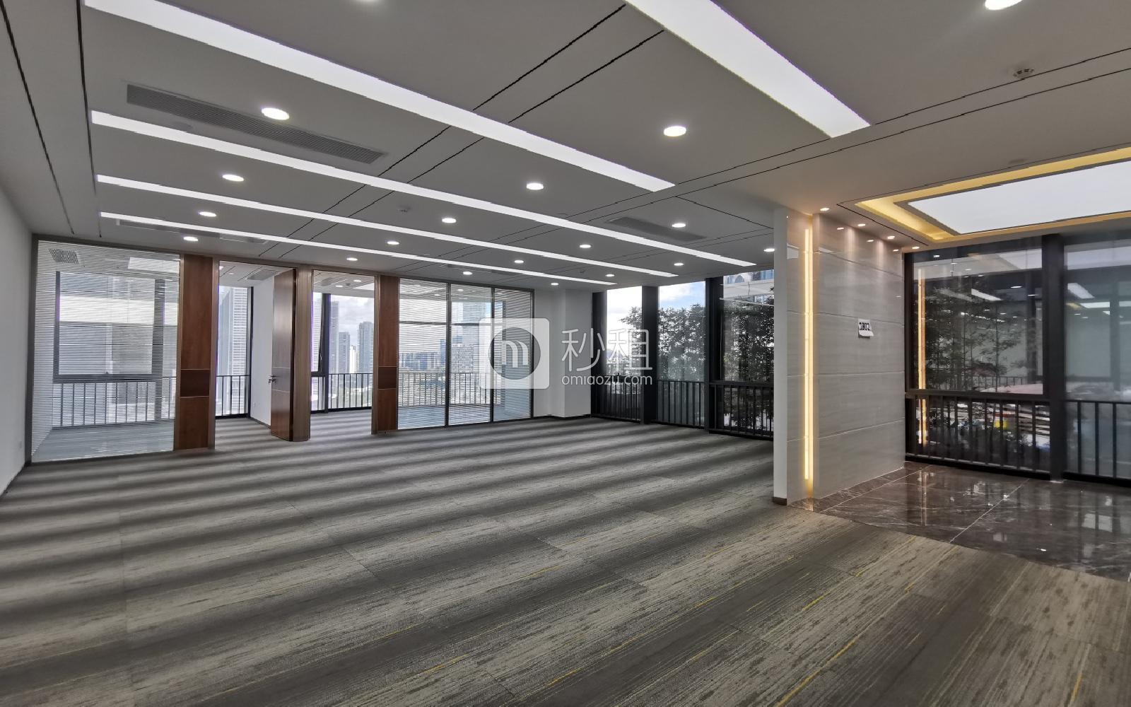 金迪世纪大厦写字楼出租269平米豪装办公室80元/m².月