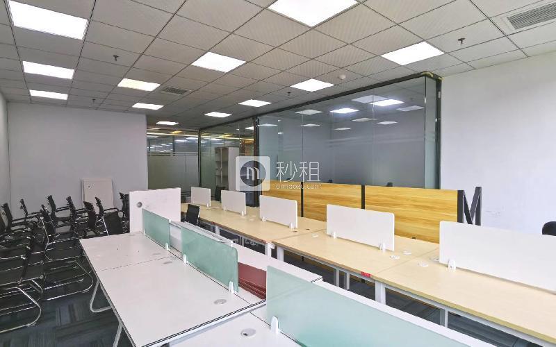科兴科学园写字楼出租113平米精装办公室168元/m².月