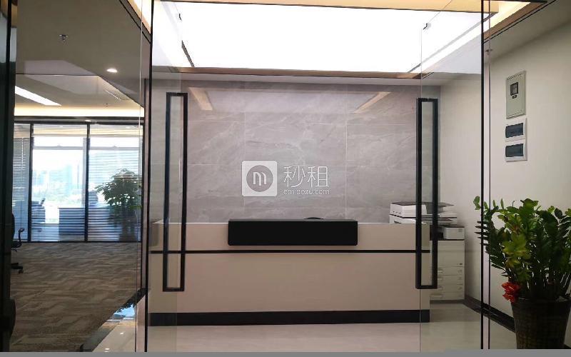 卓越前海壹号写字楼出租343平米精装办公室99元/m².月