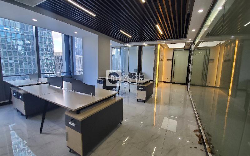 易思博软件大厦写字楼出租120.7平米豪装办公室160元/m².月