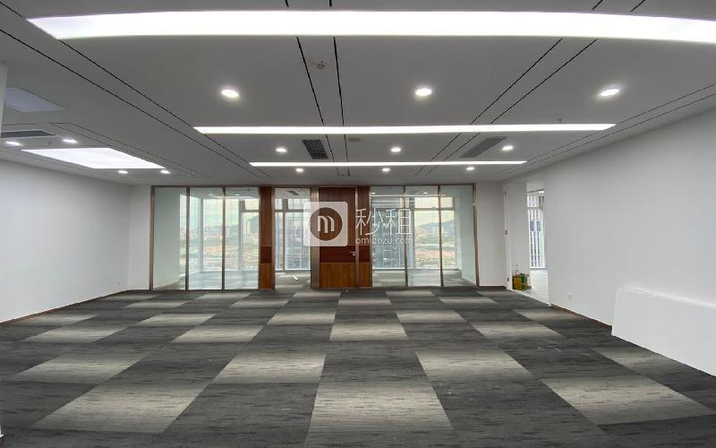 卓越前海壹号写字楼出租268平米精装办公室98元/m².月