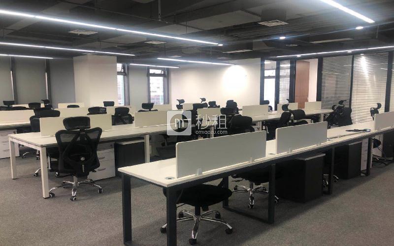 深圳灣科技生態園(三期)寫字樓出租520平米精裝辦公室80元/m2.月