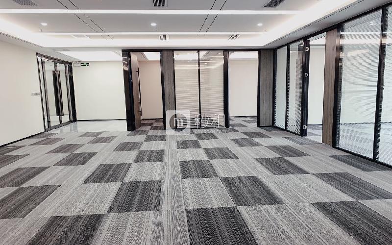 讯美科技广场写字楼出租232平米豪装办公室80元/m².月