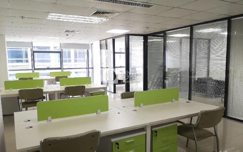 尚美中心大厦写字楼出租141平米精装办公室85元/m².月