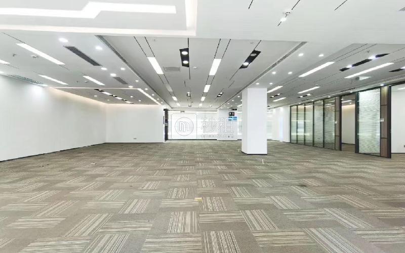 深圳湾科技生态园(一期)写字楼出租736平米精装办公室90元/m².月