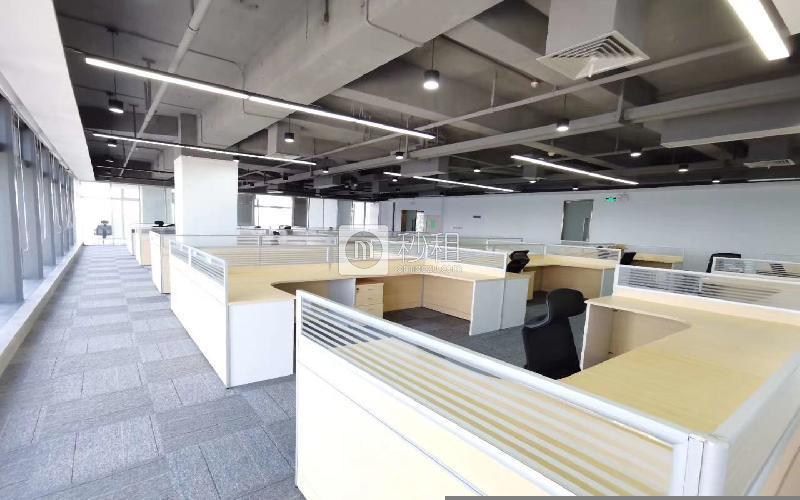 深圳湾科技生态园(三期)米6体育下载出租1460平米豪装办公室98元/m².月