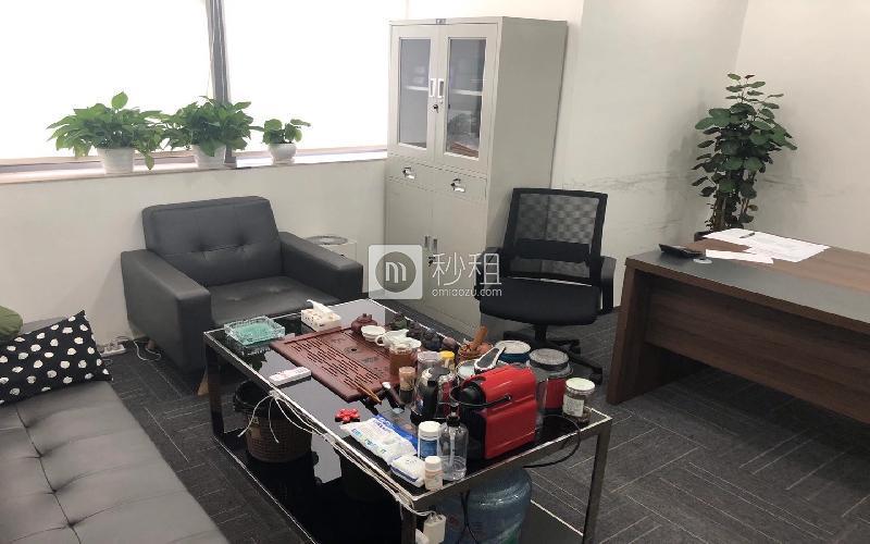 软件产业基地写字楼出租128平米精装办公室68元/m².月