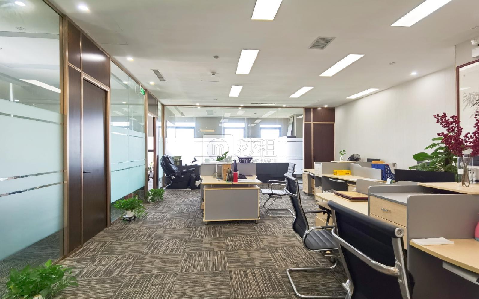 国民技术大厦米6体育下载出租457.14平米精装办公室58元/m².月