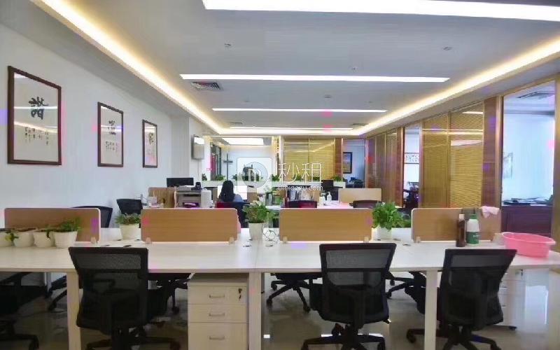 陽光科創中心寫字樓出租548平米精裝辦公室80元/m2.月