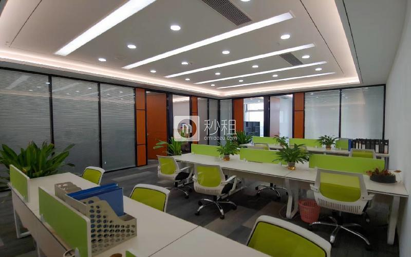 前海卓越时代广场写字楼出租368平米精装办公室99元/m².月