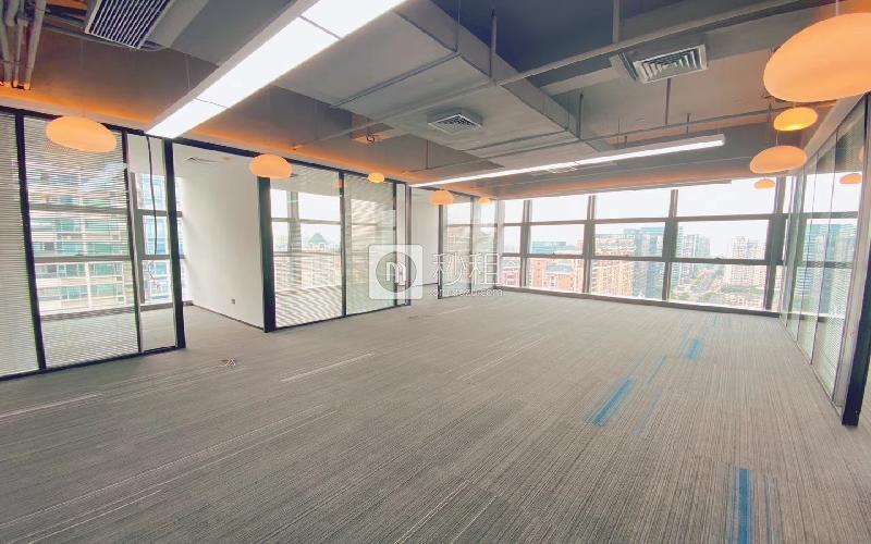 蘅芳科技大厦写字楼出租212平米豪装办公室88元/m².月