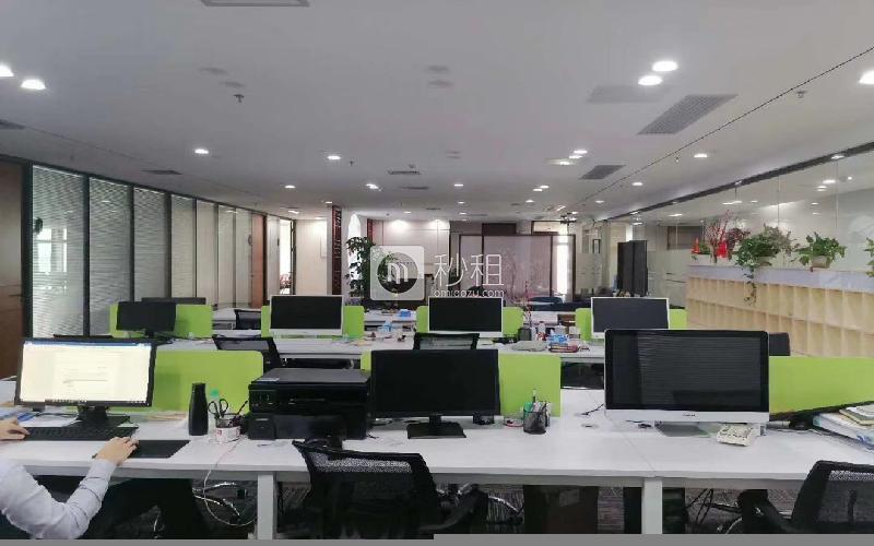 深圳湾科技生态园(三期)米6体育下载出租1110平米精装办公室68元/m².月