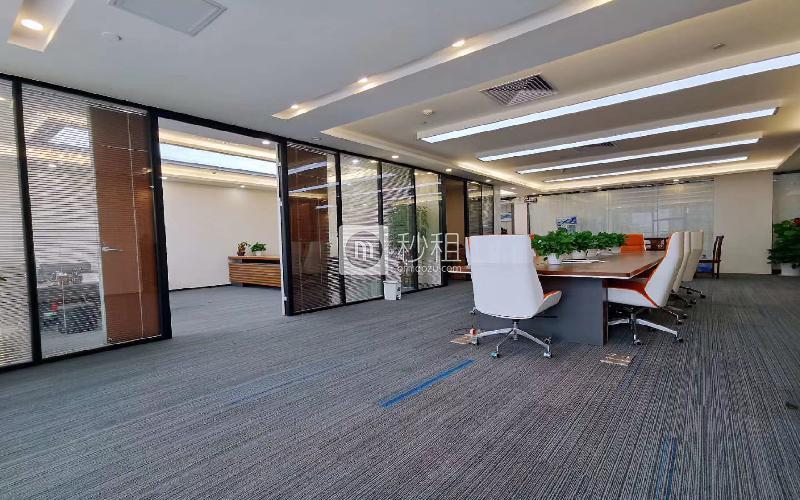 粤美特大厦写字楼出租396平米精装办公室78元/m².月