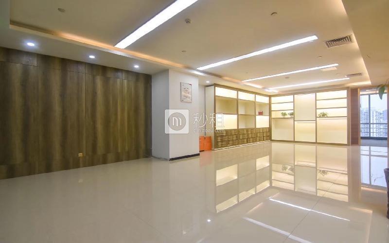 陽光科創中心寫字樓出租387平米精裝辦公室78元/m2.月