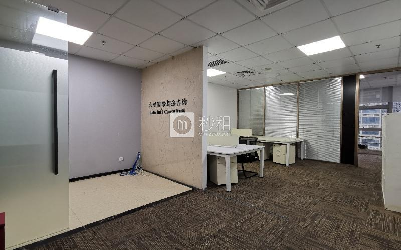 陽光科創中心寫字樓出租112平米精裝辦公室80元/m2.月