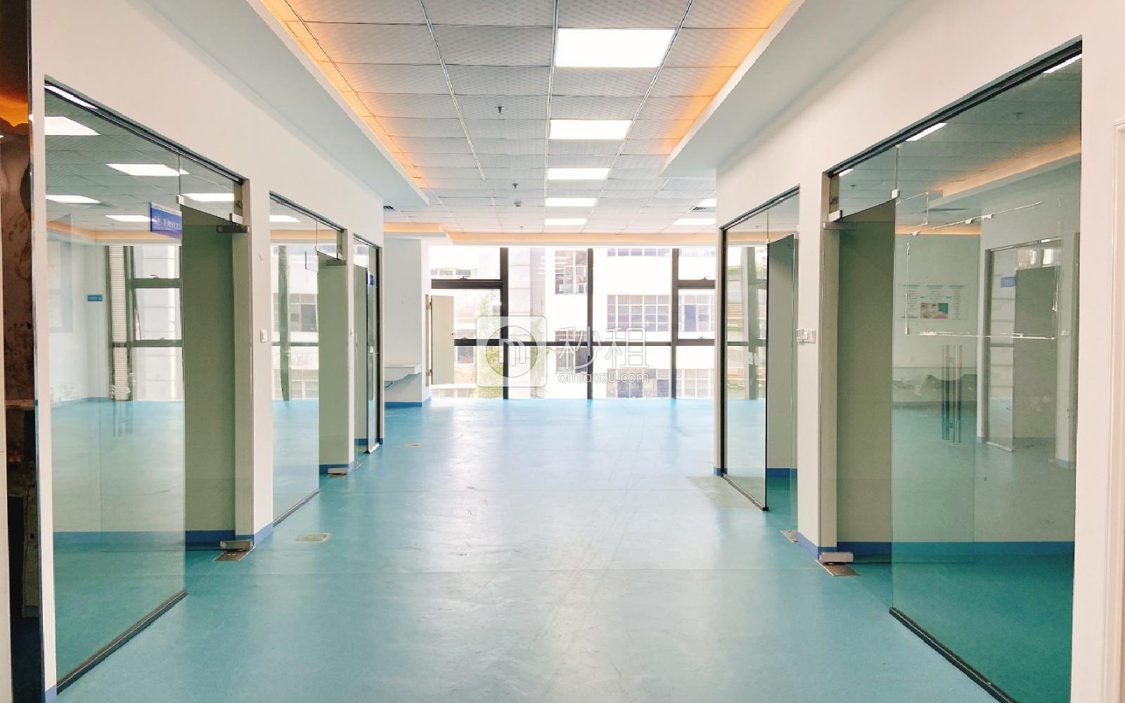 海翔廣場寫字樓出租290平米精裝辦公室72元/m2.月