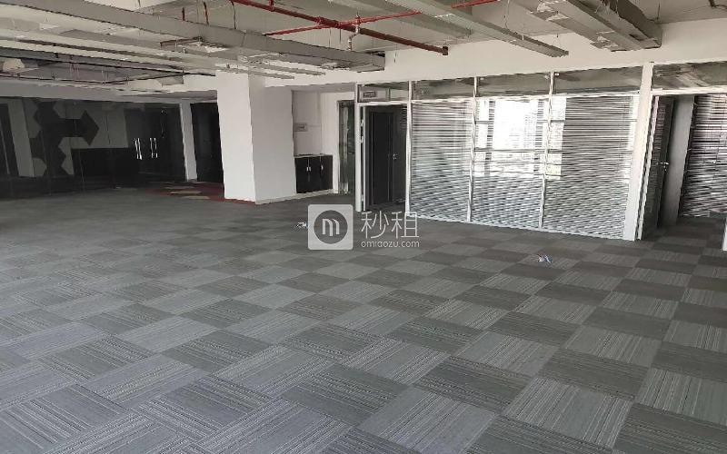 携富空间-濠盛商务中心写字楼出租249.39平米精装办公室120元/m².月