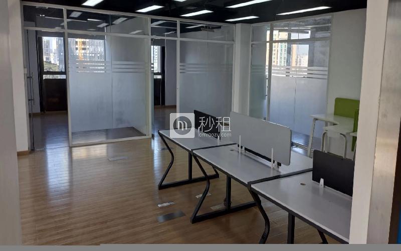 携富空间-濠盛商务中心写字楼出租250.49平米精装办公室125元/m².月