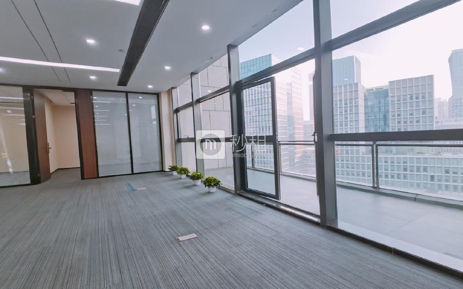 北科大厦写字楼出租576平米精装办公室88元/m².月