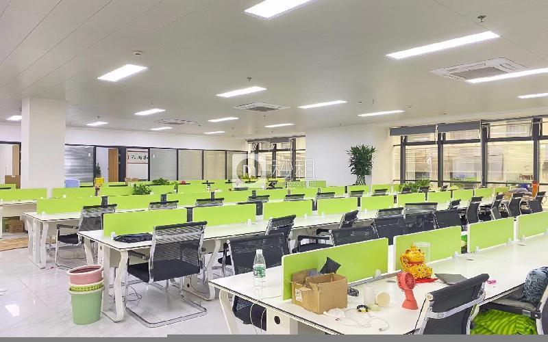 青年创业园写字楼出租849平米精装办公室70元/m².月