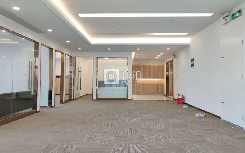海王星辰大厦写字楼出租295平米精装办公室120元/m².月