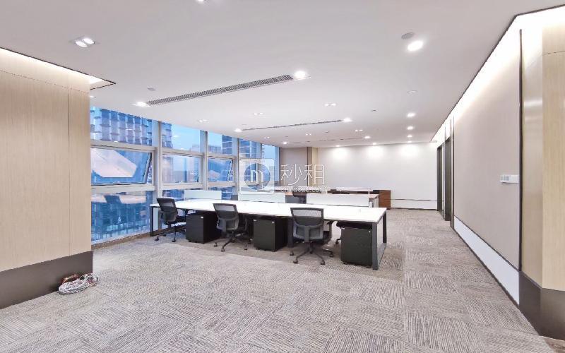 海王星辰大厦写字楼出租396平米精装办公室145元/m².月